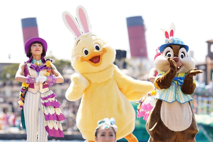 【混雑予想】2020年3月のディズニーは冬イベント終了!春休みの大混雑に注意!春キャン駆け込み需要も!