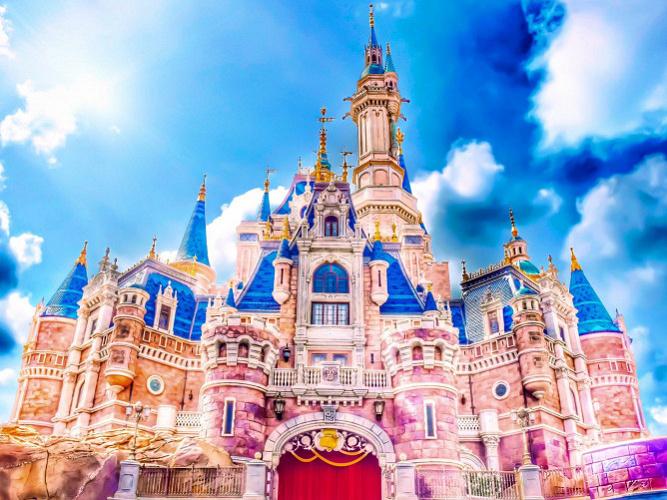 【上海ディズニーランド体験記】行き方&予算まとめ!おすすめのホテルやアトラクションなど!