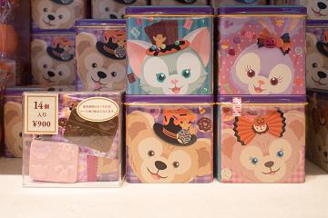 ディズニーシーお菓子ランキングTOP15!チョコクランチ&クッキーが人気!ダッフィーやニモなどシー限定も!