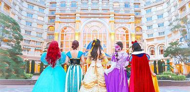 【Dハロ2019】ディズニープリンセスの仮装まとめ!2020年のDハロトレンド予想も!