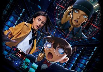 【2020】USJの名探偵コナン・ザ・エスケープ!2020年版のストーリーと登場人物、チケット情報