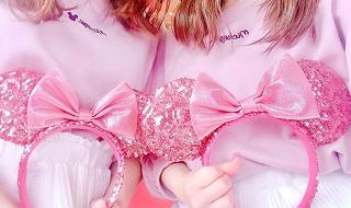 【春キャン】激安かわいい!ディズニー双子コーデまとめ!トータル5,000円以下のおすすめコーデ!