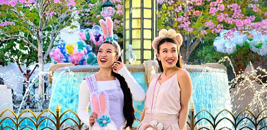【2021】春のディズニーコーデ20選!おすすめポイント&服装まとめ!ディズニーバウンドも!