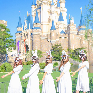【かわいい!】ディズニーランドのインスタ映え!グッズ・コーデ・写真スポット・パークフードまとめ!