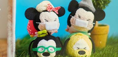 【2021】ディズニーのマスク11選!ディズニーリゾート・ディズニーストア・薬局のマスクで風邪&花粉予防!