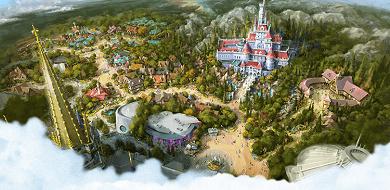 【ディズニー新エリア】ディズニーランドの美女と野獣&ベイマックスまとめ!2020年にオープン!