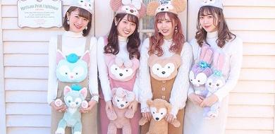 【2020】ジェラトーニコーデ30選!友達、カップルでディズニーを楽しもう!おすすめグッズも!