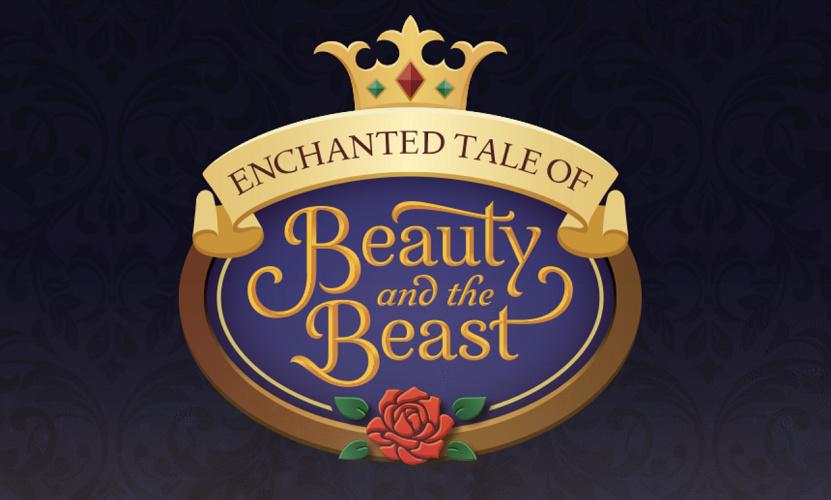 【美女と野獣の新アトラクション】魔法のものがたりまとめ!内容&アトラクションの見どころなど!