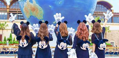 【2020】ディズニーブラックコーデ20選!ミッキー&ミニーなど黒メインの服装まとめ!