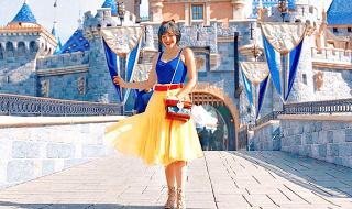 【必見】ディズニープリンセスコーデ!全プリンセスのコーディネート例!カジュアル&本格派まとめ!