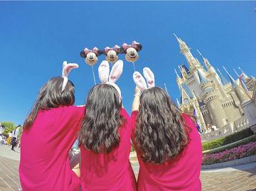 【カメラ】GoProのあるディズニー生活まとめ!ランド&シーのおすすめフォトスポットも!