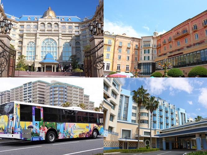 【営業再開】ディズニーホテルのコロナ対策まとめ!レストランなど営業状況が変更!