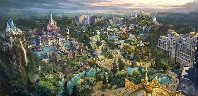 【最新】再開発が進むディズニーシーの新エリアを解説!建設予定地はどこ?