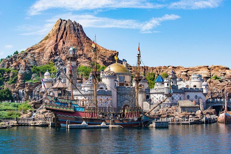 【ディズニーシーの地図】分かりやすく解説!ソアリンの場所や新エリアについても!