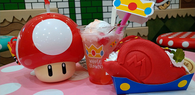 【ユニバ】マリオカフェ徹底解説!メニューと値段、混雑、入店方法、お店の場所を実際の写真つきで体験レポ!