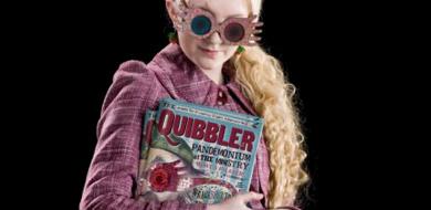 【キャラ解説】ハリーポッターの「不思議ちゃん」ルーナ・ラブグッドとは?プロフィール、登場作品、演じた女優は?