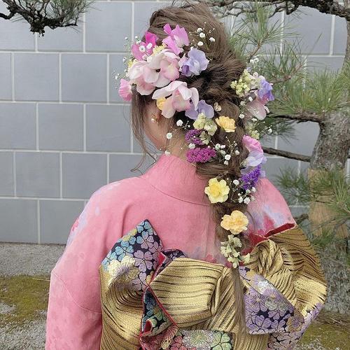 【必見】ラプンツェル風の髪型9選!結婚式や成人式でのヘアアレンジも!