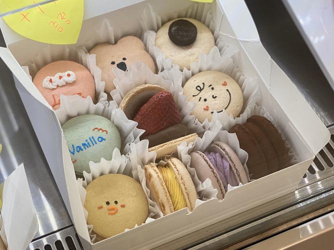 【韓国】かわいくておいしいマカロンのお店9選!ソウルで絶品マカロンを食べるならココ♪
