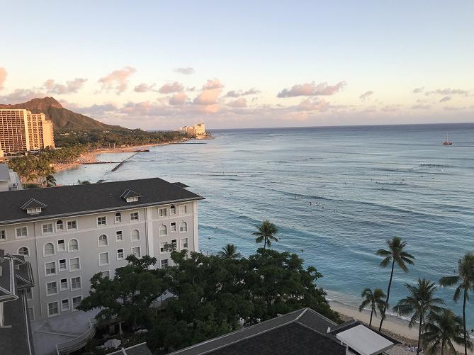 【ハワイ】ワイキキリゾートホテル完全ガイド!安いのに最高のロケーションが魅力のホテル!