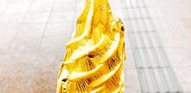 【金沢】近江町市場の食べ歩きグルメ15店を制覇!ホタテや金箔ソフトクリームがおすすめ♪