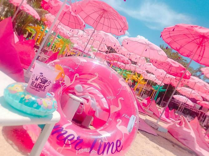 【セブ島】インスタ映え抜群のハッピービーチを特集!2019年7月から閉鎖中、再開の予定は?