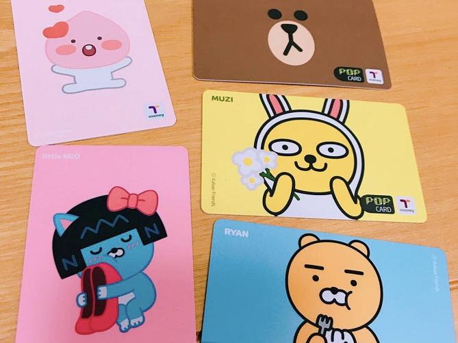 【韓国】T-moneyカードの使い方ガイド!かわいいデザインをゲットする方法も!
