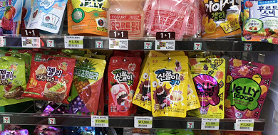 【韓国】いま話題の最新グミ15選!味も見た目も文句なし、お土産にもおすすめのグミを紹介