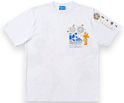 16周年Tシャツ