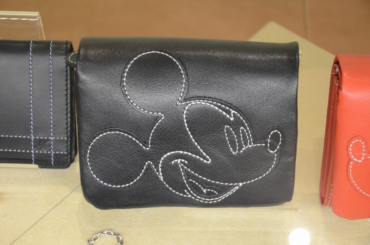 財布(ミッキー)