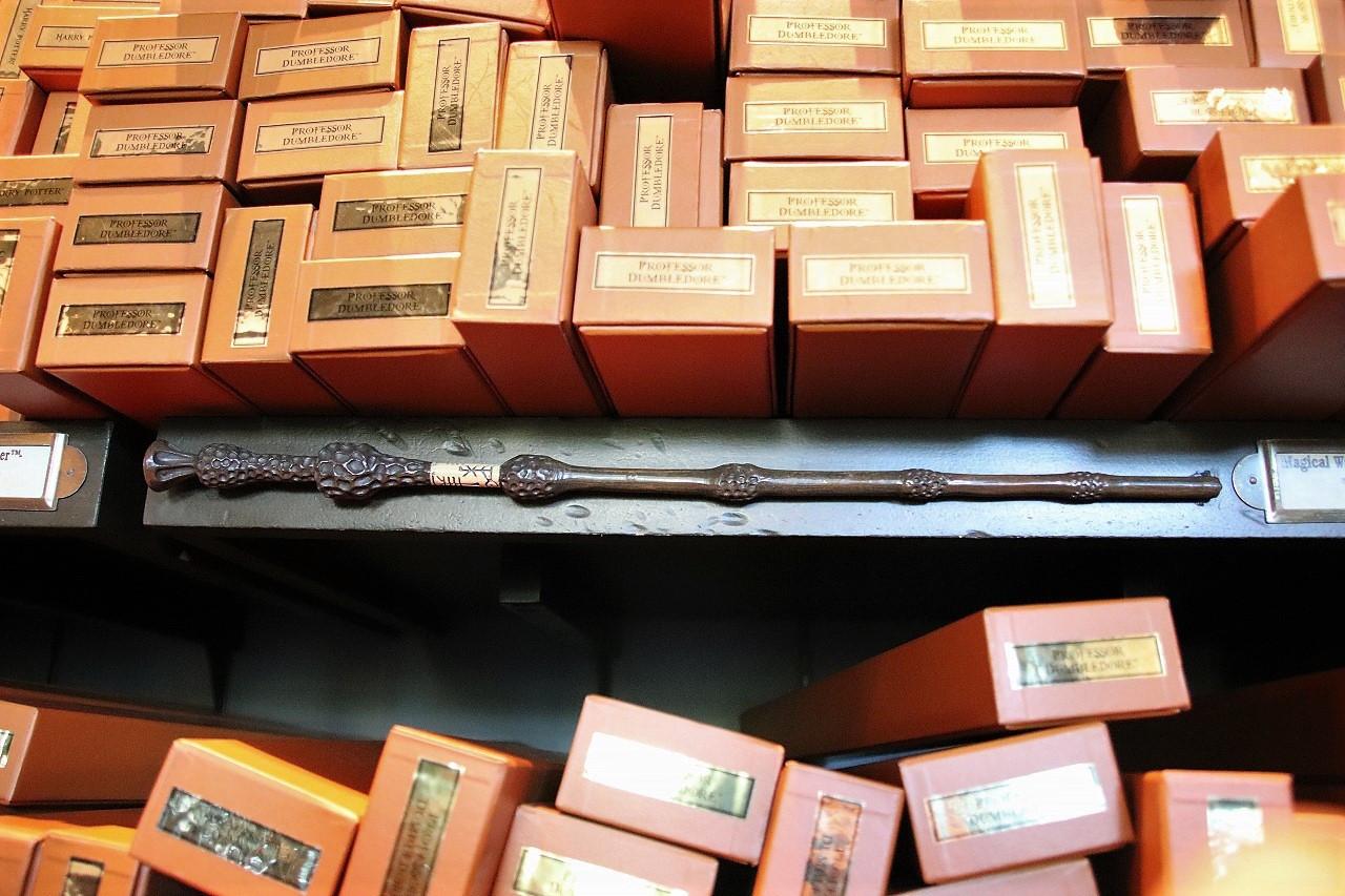 アルバス・ダンブルドアの杖