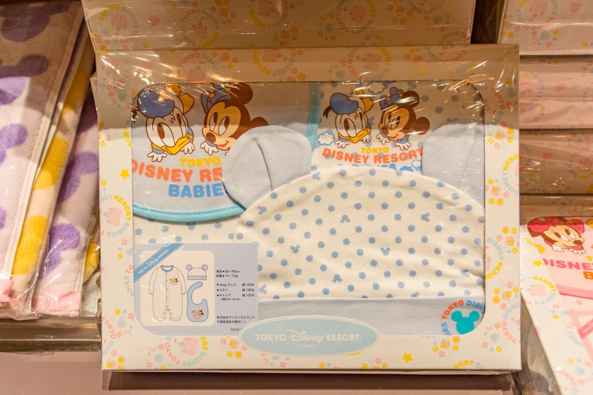 ミッキー出産祝いギフトセット