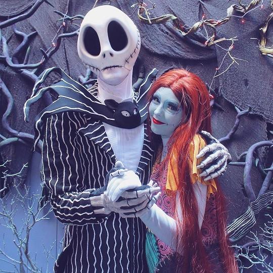 ジャックとサリー