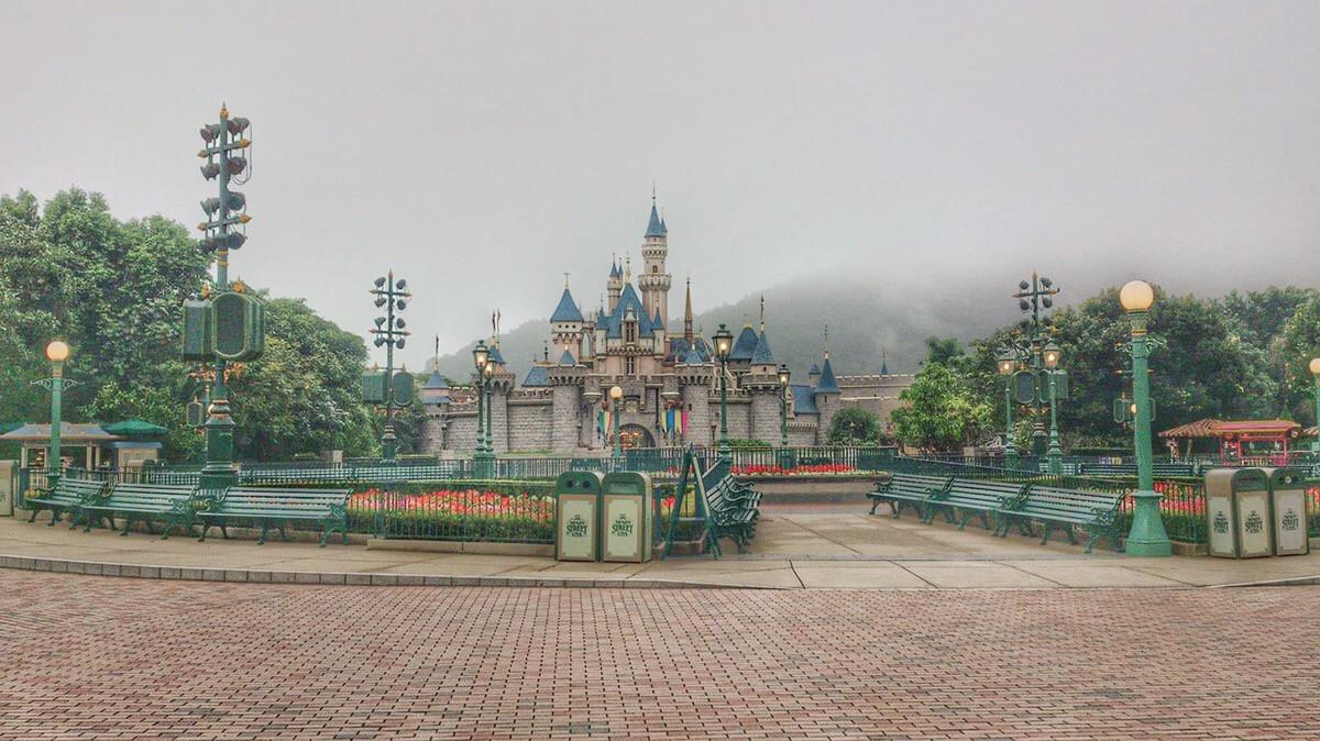 香港ディズニーランドとは