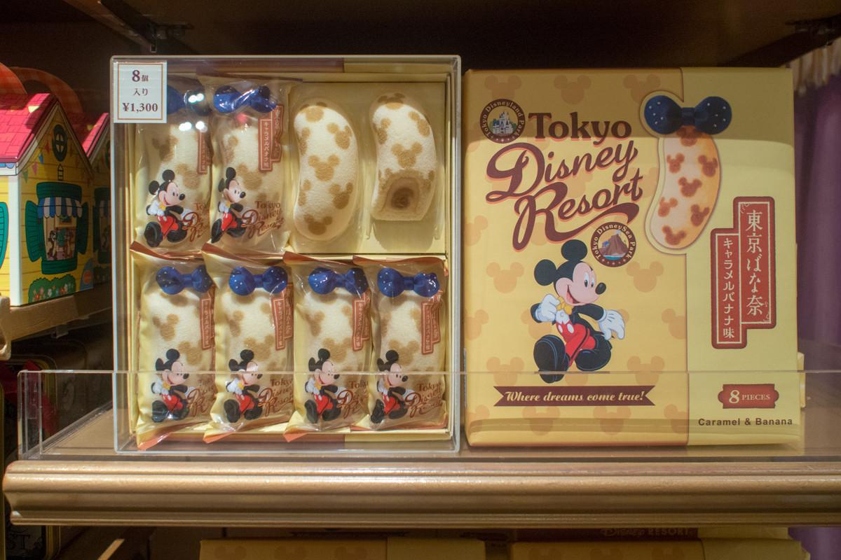 あの定番の東京土産がミッキー柄で登場!
