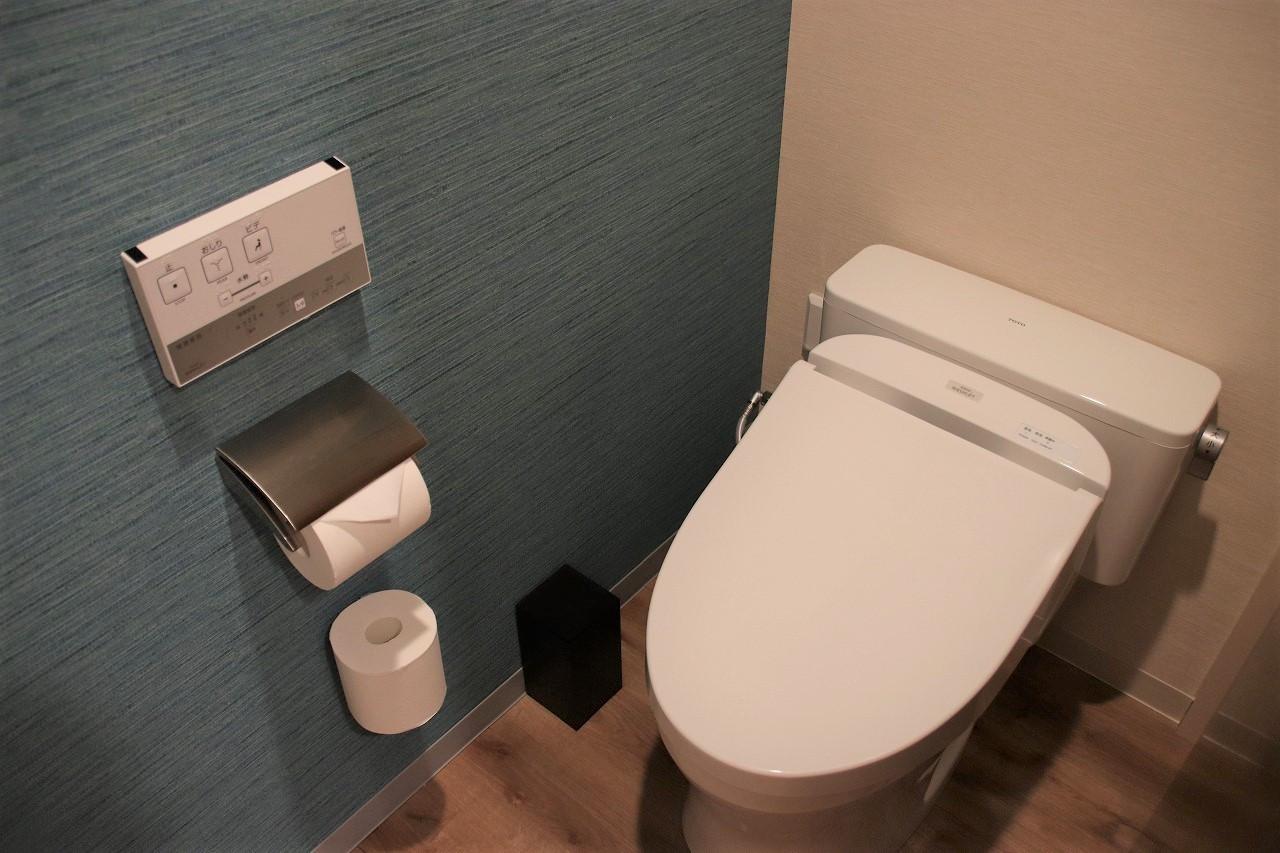 スーペリアフロア「UMI」のトイレ