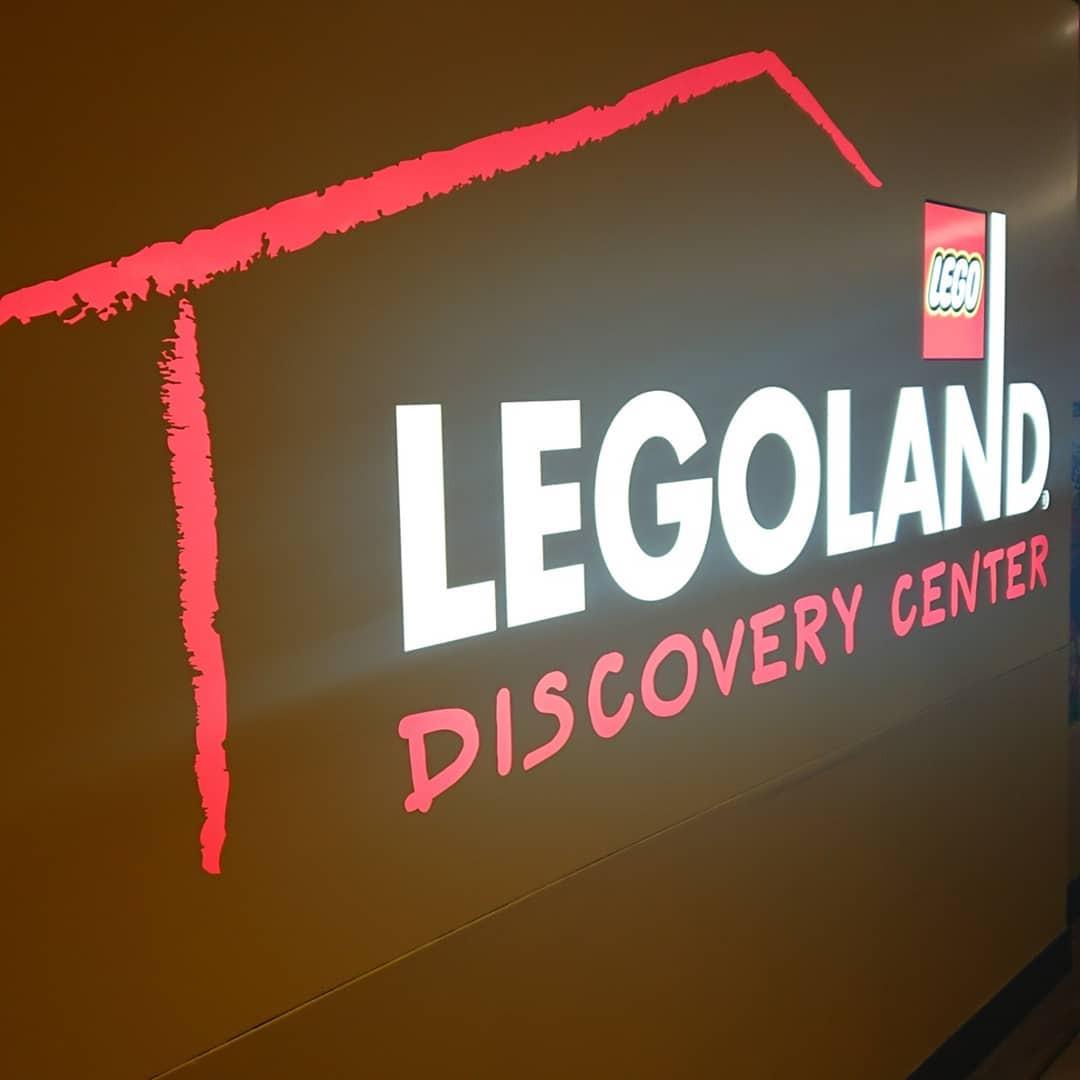 「レゴランド・ディスカバリー・センター東京」入口