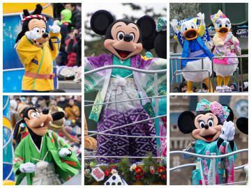 【2018-2019】ディズニー年末イベント&年越し!クリスマス・お正月・混雑・アトラクションまとめ!