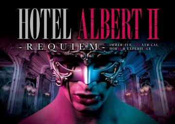 【USJ】ホテル・アルバート 2 ~レクイエム~完全ガイド!2019年版の体験談、グッズ、チケット