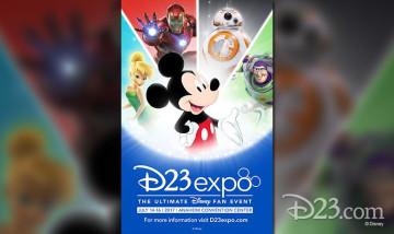 【日本語】D23 Expo 2017アナハイム最新情報14選!今後のパークに関する発表