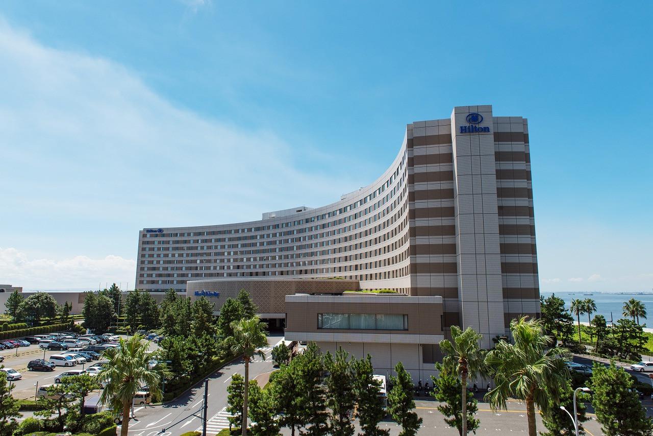 「ヒルトン東京ベイ」の病院