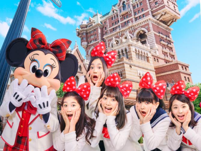 【2019冬】ディズニー高校生コーデ10選!春キャン向けのコーデポイント&ファッショングッズまとめ!
