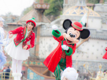 ディズニークリスマスグッズ2017まとめ!140以上のお土産が発売!