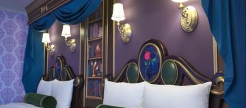 【解説】美女と野獣ルームのお部屋の様子や景観は?値段&予約方法まとめ!クラシカルでゴージャス!