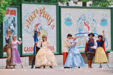 【驚愕の若さ】ディズニープリンセスの実年齢まとめ!プリンス・王子と併せてご紹介