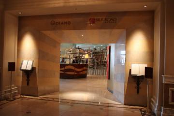 【オチェーアノ】朝食・ランチ・ディナーでブッフェ!コース料理も。ショーが見えるレストラン