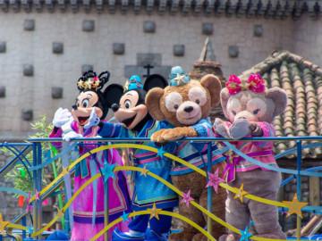 【混雑予想】2018年6月はディズニー35周年&イースター&七夕デイズが開催!