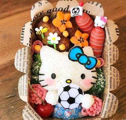 サッカーボールキティちゃん