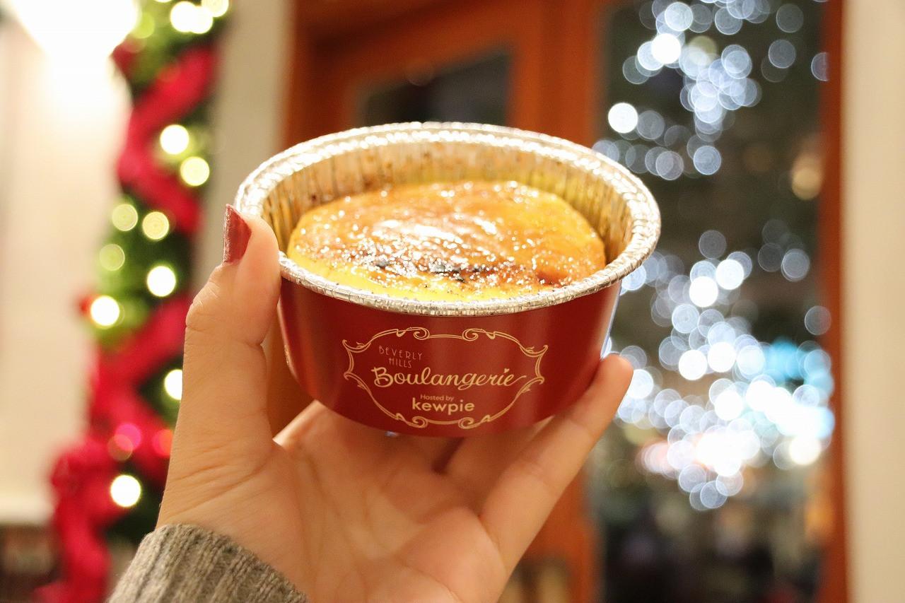 【USJ】クロワッサンブリュレ実食レポート!名物スイーツにクリスマス限定チョコレート味が登場