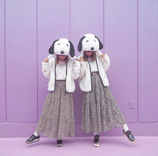 【ユニバ】USJにおすすめスヌーピーコーデ6選!カップル&友達のおそろコーデまとめ