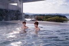ホテル志摩スペイン村に併設された「ひまわりの湯」